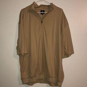 Pebble Beach Short Sleeve Windshirt